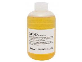 Davines ESSENTIAL HAIRCARE Dede Shampoo - jemný šampon pro všechny typy vlasů 250ml