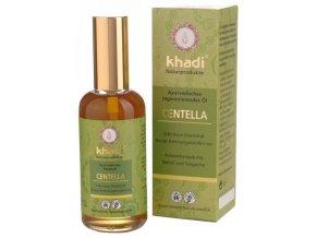 Khadi - regenerační pleťový a tělový olej Centella 100ml