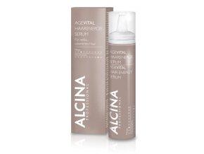 Alcina AGEVITAL Hair Energy Serum - energetické a posilující sérum pro zralé a křehké vlasy