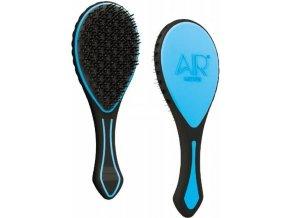 AIR MOTION Brush Cyan – modrý revoluční kartáč pro jemné a prodloužené vlasy 1ks