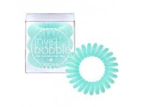 Invisibobble ORIGINAL Mint To Be - gumička do vlasů mátově zelená 3ks