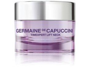 Germaine de Capuccini Timexpert Lift - liftingový krém na krk a dekolt 50ml
