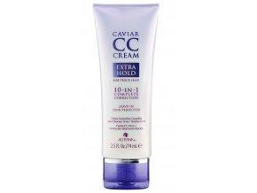 Alterna Caviar - silně tužicí CC krém na vlasy 74ml