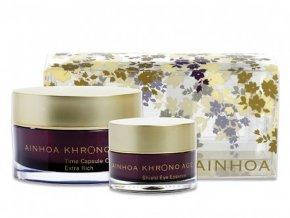 Ainhoa Khrono Age Sada - krém pro velmi suchou pleť 50ml + esence na oční okolí 15ml