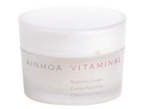 Ainhoa Vitaminal Hydrating Cream – hydratační krém pro mastnou pleť SPF6
