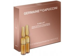 Germaine de Capuccini Options Flash Lift - koncentrované liftingové sérum 5x1ml
