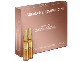 Germaine de Capuccini Options Flash Lift - koncentrované liftingové sérum 5x1ml