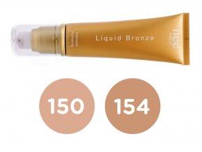 NEE Liquid Bronze - tekutý letní ochranný make-up s bronzujícím efektem 50ml