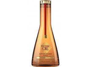 Loréal MYTHIC OIL Shampoo For Thick Hair - výživný šampon pro husté a nepoddajné vlasy 250ml