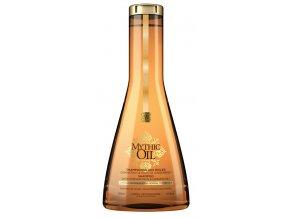 Loréal MYTHIC OIL Shampoo For Normal To Fine Hair - výživný šampon pro normální a jemné vlasy 250ml