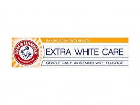Arm & Hammer Extra White Care - bělicí zubní pasta 125g