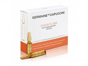 Germaine de Capuccini Options Shock Fluids Photo-Aged Recovery - obnovující fluid pro pleť s projevy stárnutí 10x1,5ml