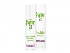 Plantur 21 Nutri Conditioner - kofeinový balzám pro barvené a poškozené vlasy
