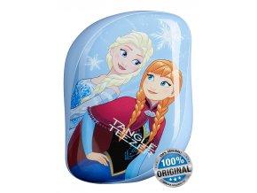 Tangle Teezer Compact Frozen - kompaktní kartáč na vlasy 1ks