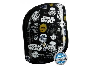 The Star Wars Iconic compact styling hairbrush