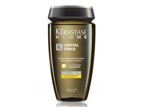 Kérastase Homme Capital Force - revitalizační šampon pro muže 250ml