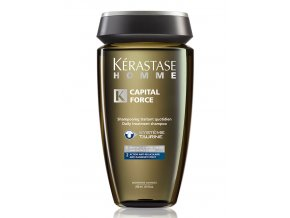 Kérastase Homme Capital Force - pánský šampon proti lupům 250ml