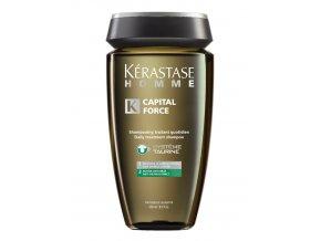Kérastase Homme Capital Force - pánský šampon pro mastné vlasy 250ml