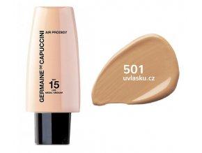 Germaine de Capuccini Amazonian - lehký fluidní make-up SPF15 30ml