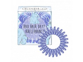 Invisibobble ORIGINAL Circus Collection Irrelephant Blue 3ks