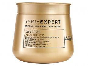 Loréal Professionnel Expert Nutrifier - vyživující maska na suché vlasy 250ml
