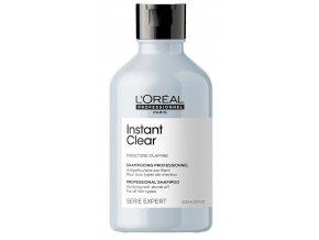 Loréal Professionnel Expert Instant Clear - šampon proti lupům pro normální až mastné vlasy 300ml