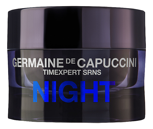 Germaine de Capuccini TIMEXPERT SRNS Night Recovery Comfort Cream – vysoce regenerační noční krém 50