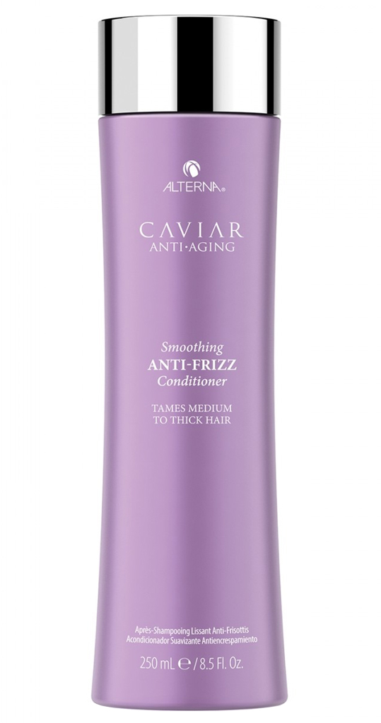 Alterna Caviar Smoothing Anti-Frizz - uhlazující kondicionér na nepoddajné a kudrnaté vlasy 250ml