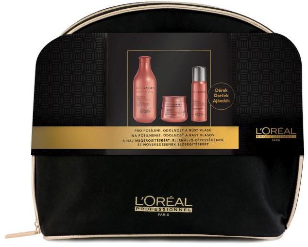 Loréal Professionnel Expert Inforcer Set posilující šampon 300ml + maska na vlasy 250ml + posilující sprej na vlasy 60ml dárková sada