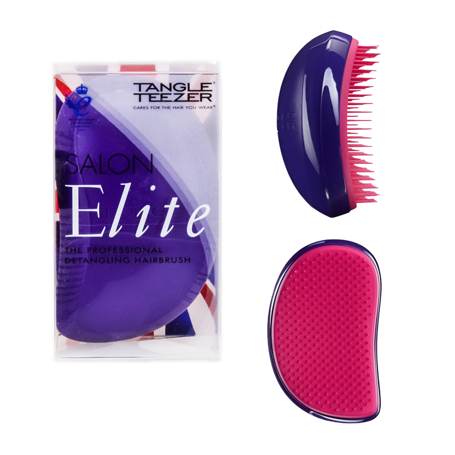 Tangle Teezer Salon Elite Purple Crush - kartáč na vlasy 1ks