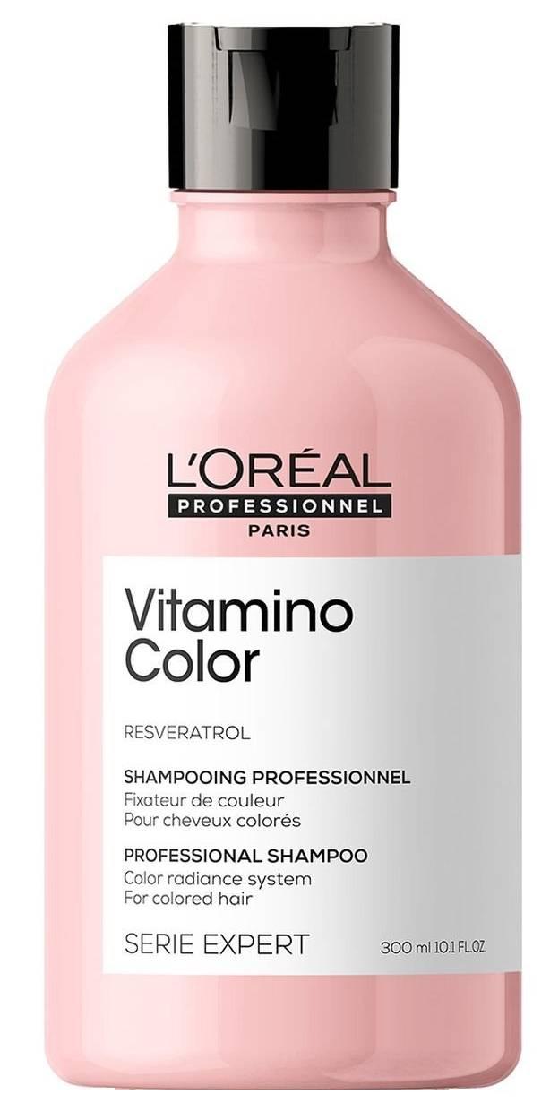Loréal Professionnel Expert Vitamino Color Resveratrol - šampon pro barvené vlasy 300ml