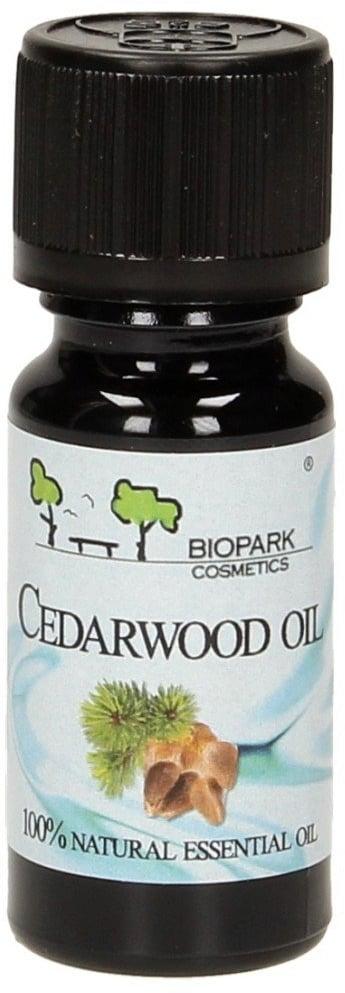 Biopark Cosmetics Aromatherapy - 100% esenciální olej cedr 10ml