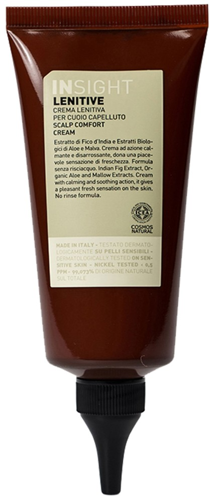 Insight Lenitive Scalp Comfort Cream - krém pro zklidnění vlasové pokožky 100 ml