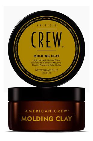 American Crew Molding Clay - pánská fixační a tvarující pasta na vlasy 85g