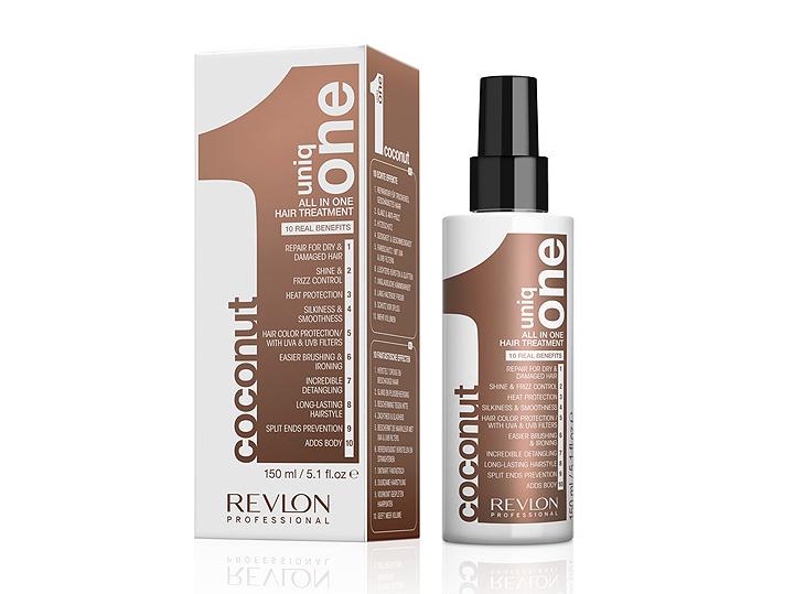 Uniq One All in One Hair Treatment Coconut - regenerační neoplachovací sprej na vlasy s vůní kokosu 150ml