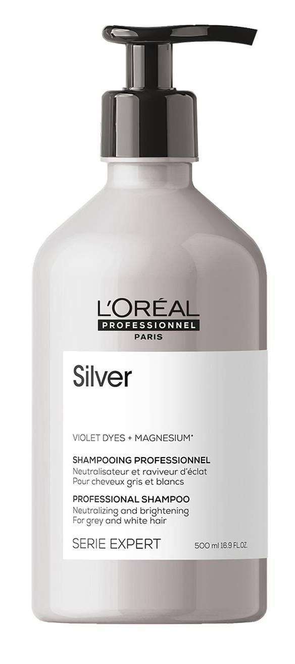 L'Oréal Série Expert Silver Shampoo 300 ml