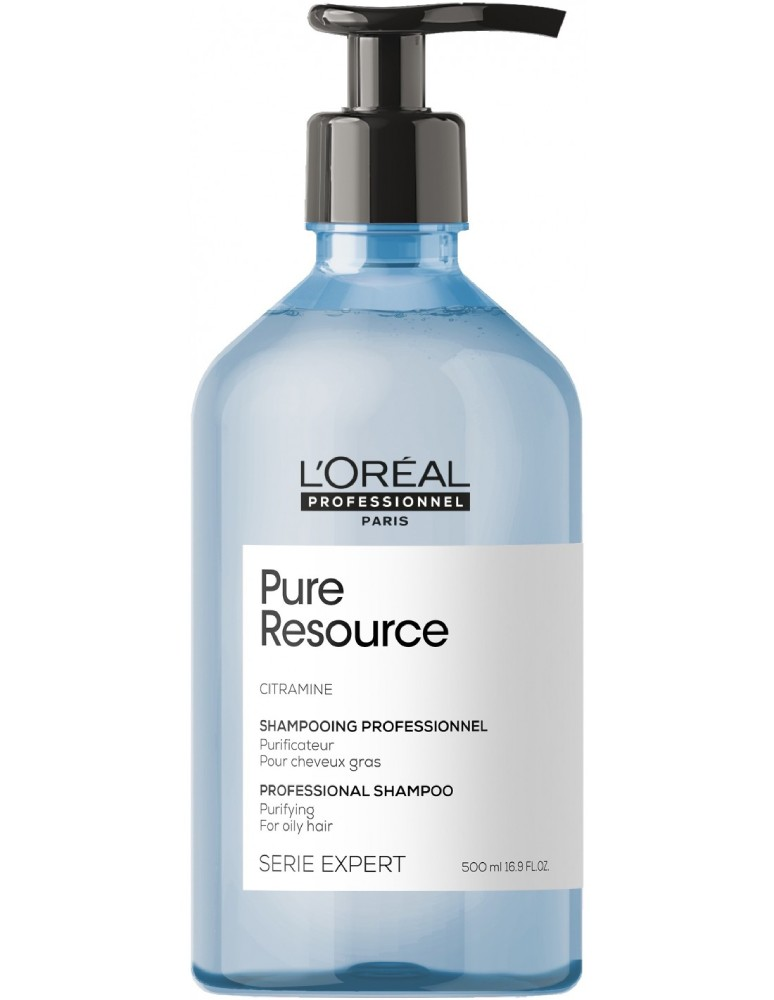 Loréal Professionnel Expert Pure Resource - šampon na mastné vlasy 300ml