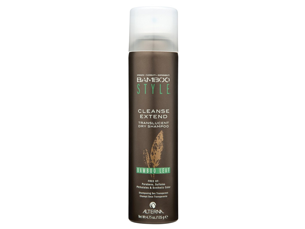 Alterna Bamboo Style Cleanse Extend Translucent Dry Shampoo 135 g