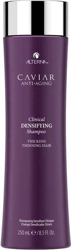 Alterna Caviar Clinical Densifying – jemný čisticí šampon pro křehké a oslabené vlasy 250ml