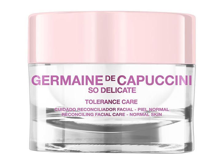 Germaine de Capuccini SO DELICATE Tolerance Care - pleťový krém pro normální a velmi citlivou pleť 50ml
