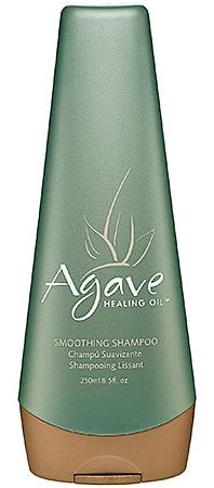 Bio Ionic AGAVE Smoothing Shampoo - uhlazující šampon pro nepoddajné a krepaté vlasy 250ml