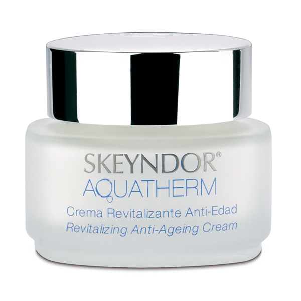 Skeyndor Aquatherm Revitalizing Anti-Aging Cream – revitalizační krém proti stárnutí pro zralou citlivou pleť 50ml