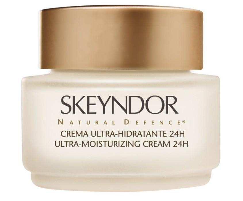 Skeyndor Natural Defence Ultra-Moisturizing Cream 24H – pleťový krém pro hloubkovou hydrataci 50ml