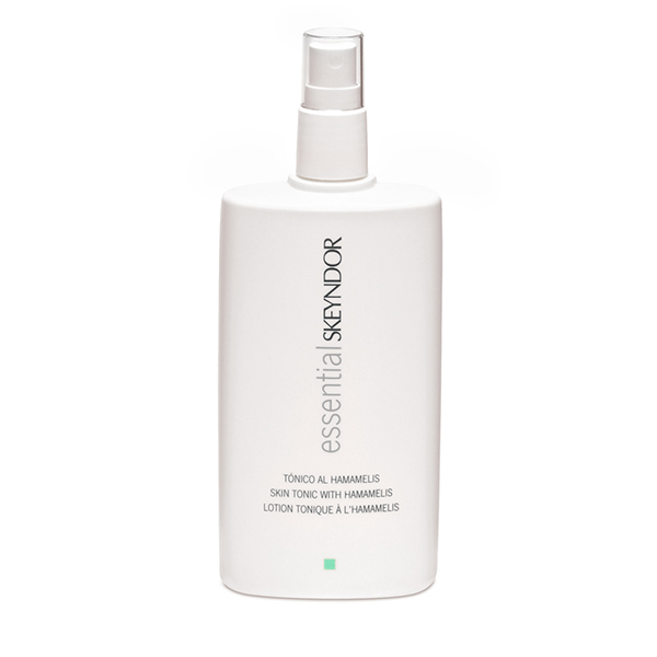 Skeyndor Essential Skin Tonic with Hamamelis – tonikum z vilínu pro mastnou až smíšenou pleť 200ml