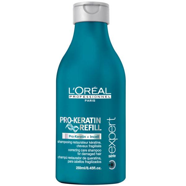 Loréal EXPERT Pro-Keratin Refill Shampoo – šampon s keratinem pro poškozené vlasy 250ml