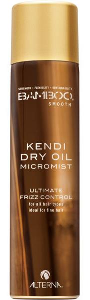 Alterna BAMBOO SMOOTH Kendi Dry Oil Micromist - lehká olejová mlha 170ml