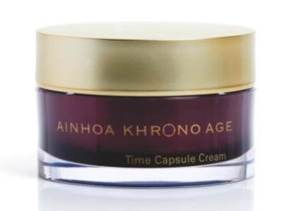 Ainhoa Khrono Age Time Capsule Cream - pleťový krém s anti-age účinkem 50ml