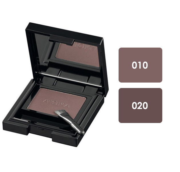 Alcina Perfect Eyebrow Powder - pudr na obočí 1ks 010 Lightbrown
