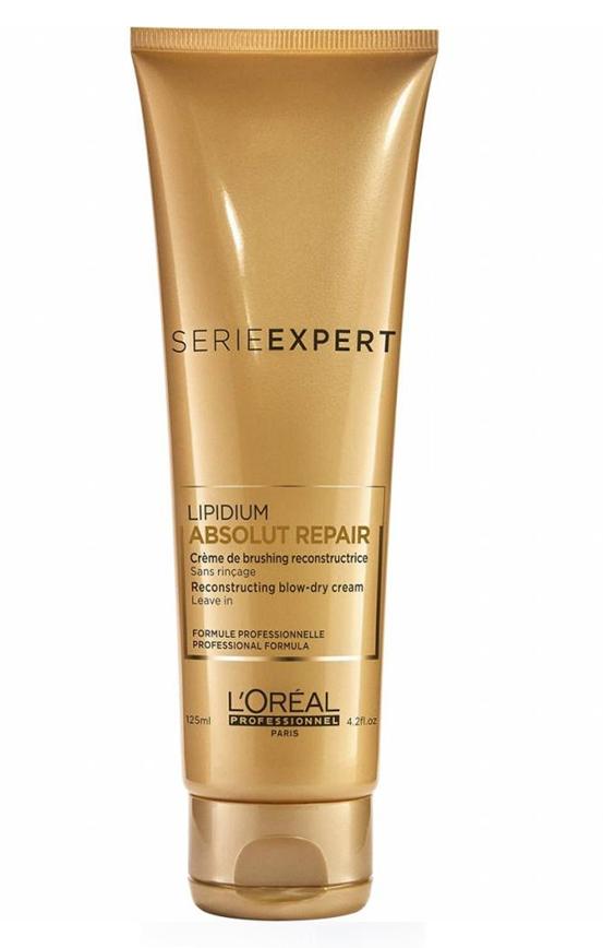 Loréal Professionnel Expert Absolut Repair Lipidium - ochranný krém pro poškozené vlasy 125ml