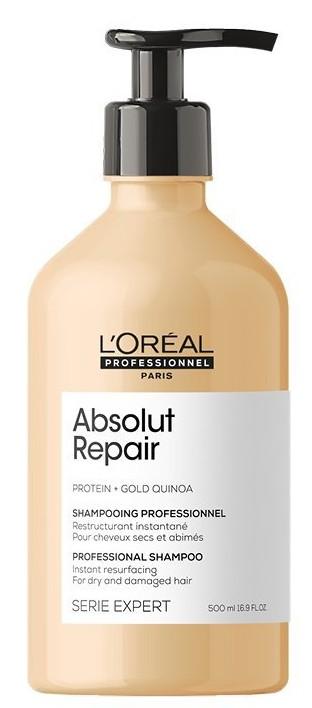 Loréal Professionnel Expert Absolut Repair Gold Quinoa + Protein - kondicionér pro velmi poškozené v
